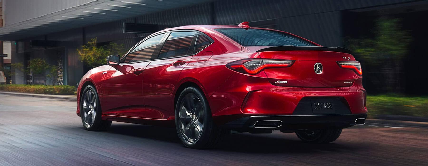 2021 Acura TLX Overview Slider