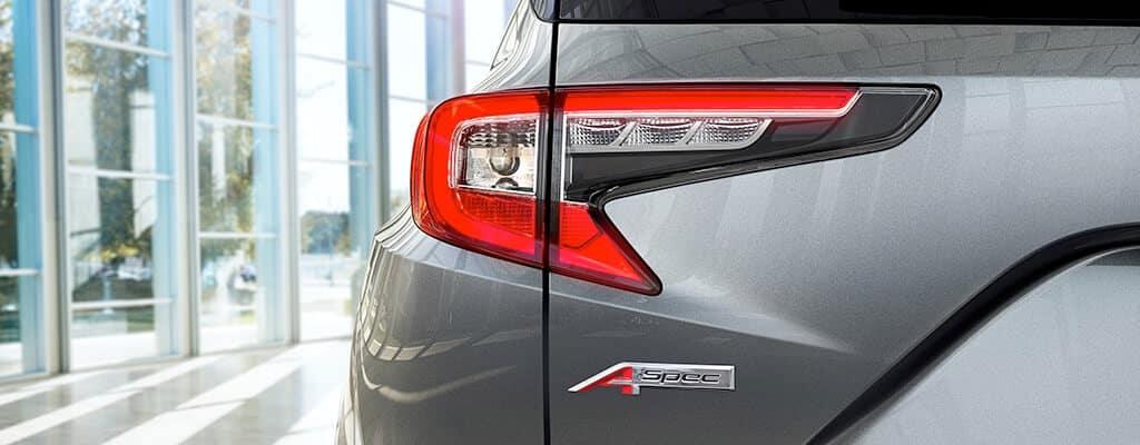 Acura RDX A-Spec Exterior Image