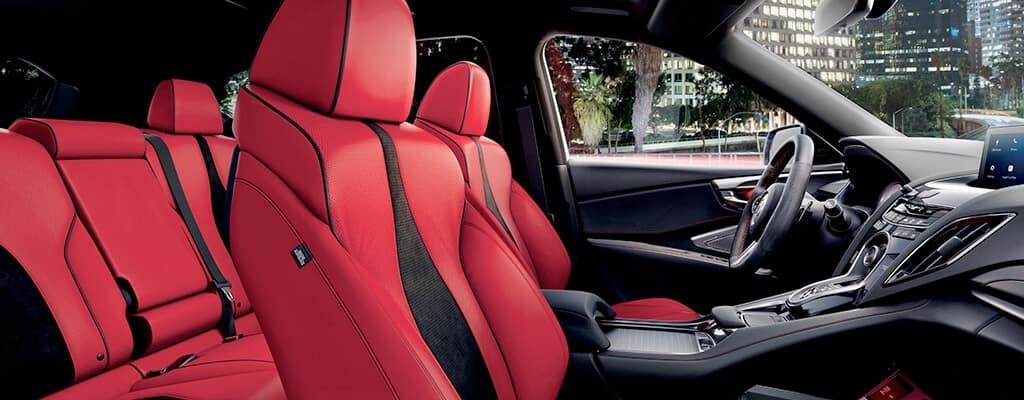 Acura RDX A-Spec Interior Image