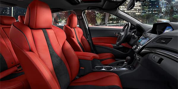 2021 Acura ILX A-Spec Interior Image