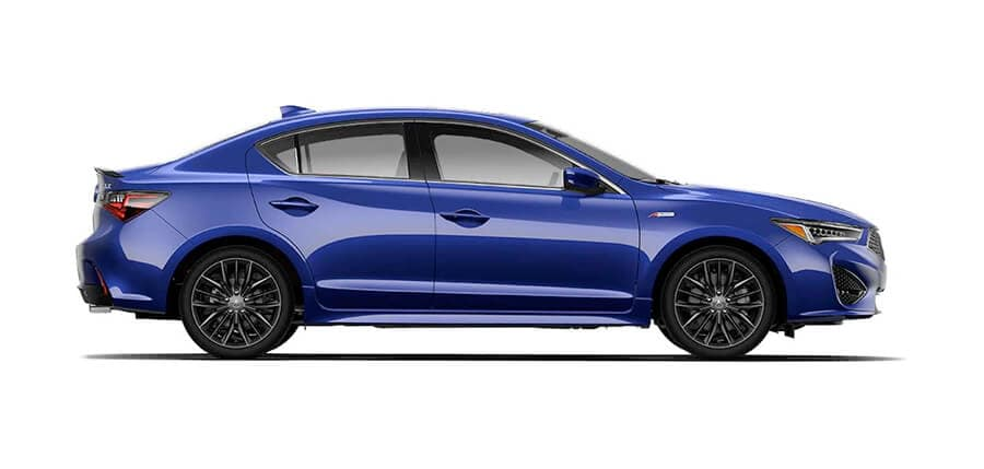 2021 Acura ILX A-Spec Package Trim Level