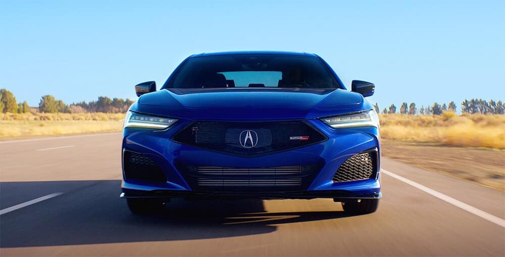 2021 Acura TLX Type S Release Date Image