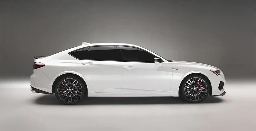 2021 Acura TLX Type S Specs Image