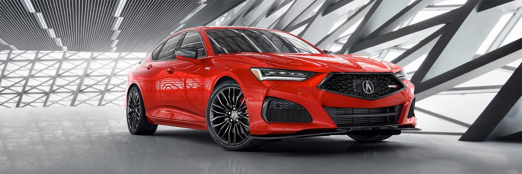 2021 Acura TLX Type S Vern Eide Acura Slider