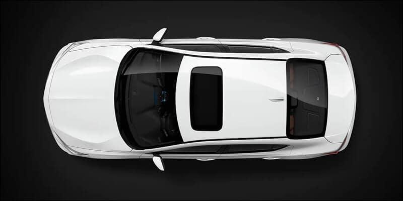 Acura ILX Exterior Dimensions Image
