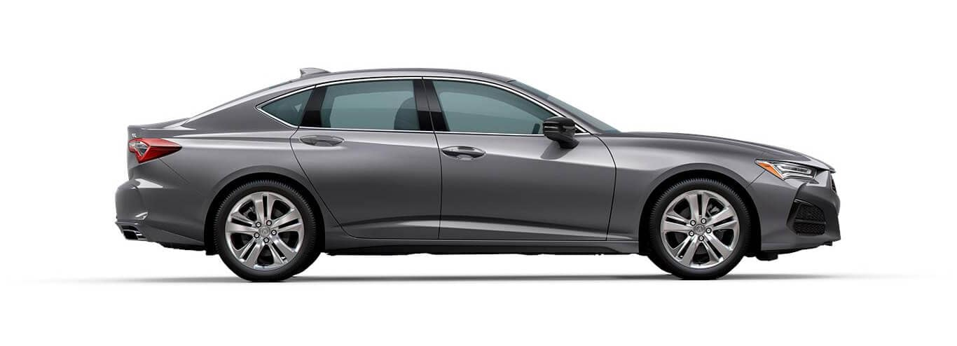2021 Acura TLX with AcuraWatch Jellybean