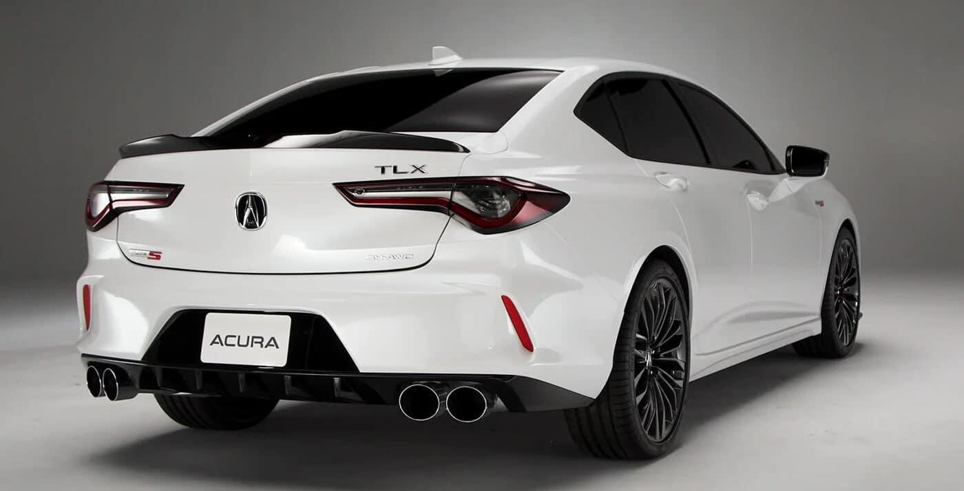 Acura TLX Type S Image