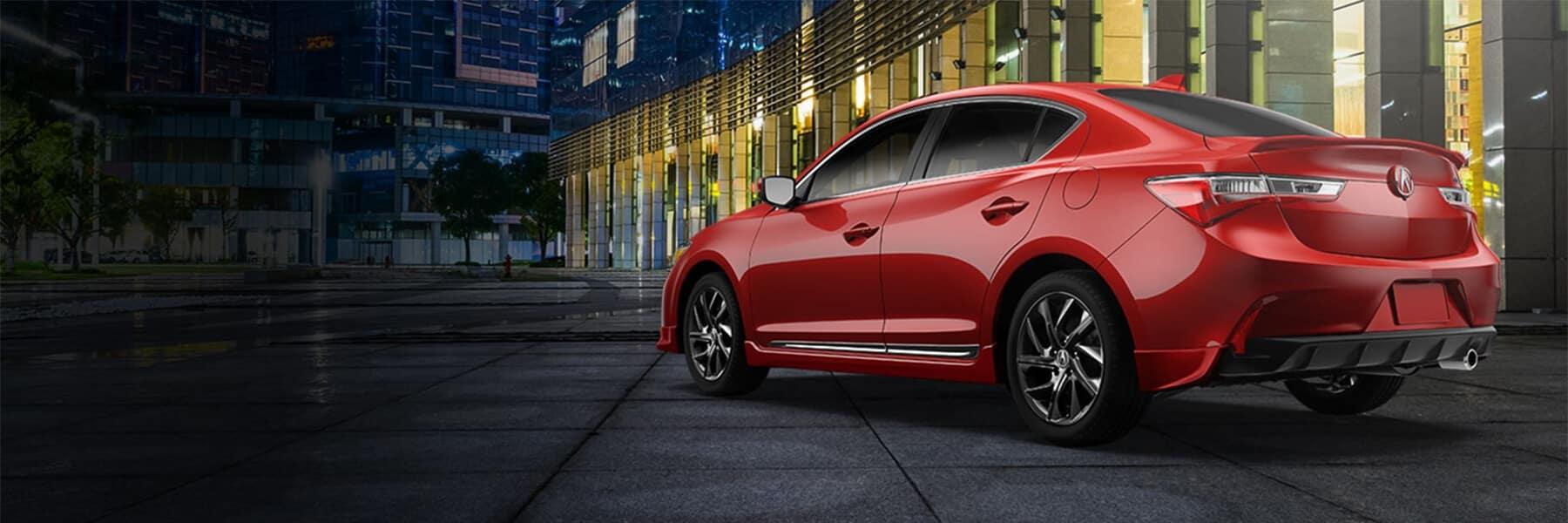 Acura Models List 2021 ILX Slider