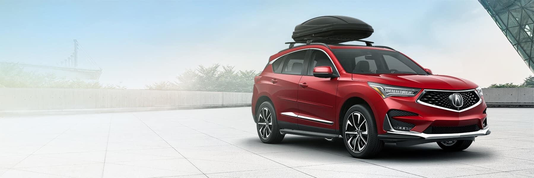 Acura Models List 2021 RDX Slider