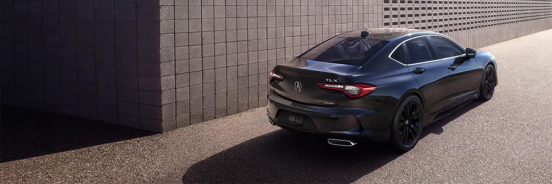 Acura Models List 2021 TLX Slider