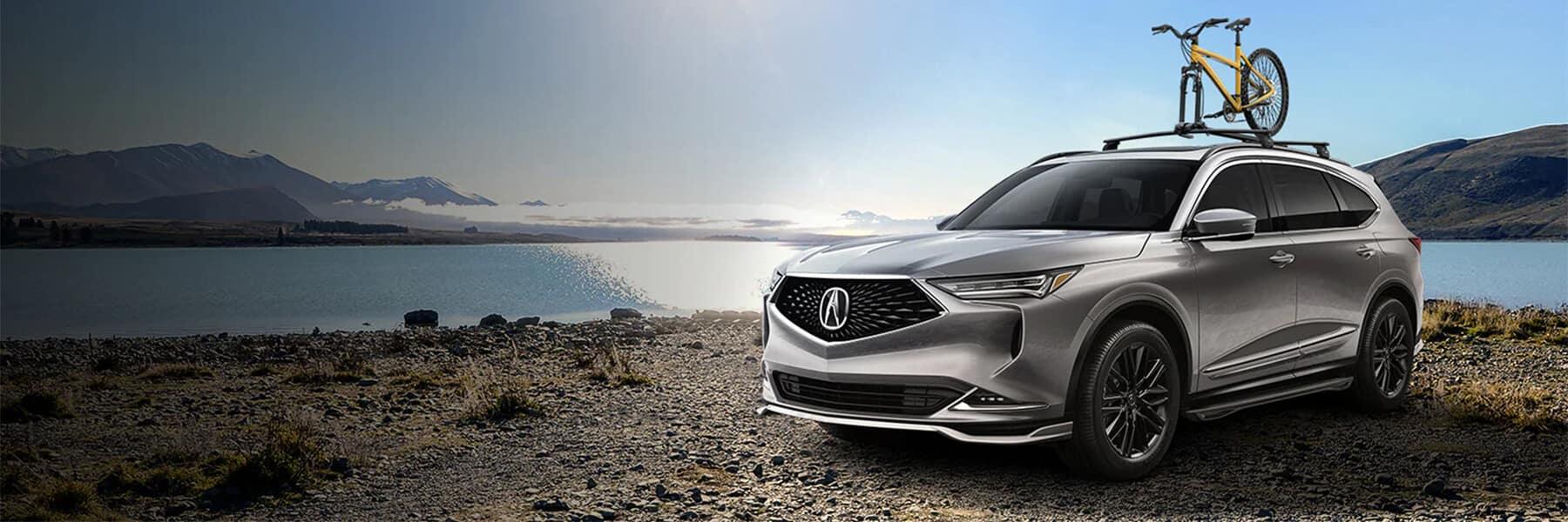 Acura Models List 2022 MDX Slider