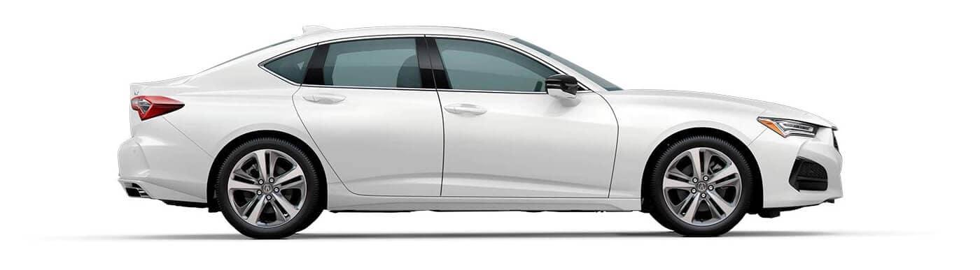 Vern Eide Acura Models List 2021 TLX