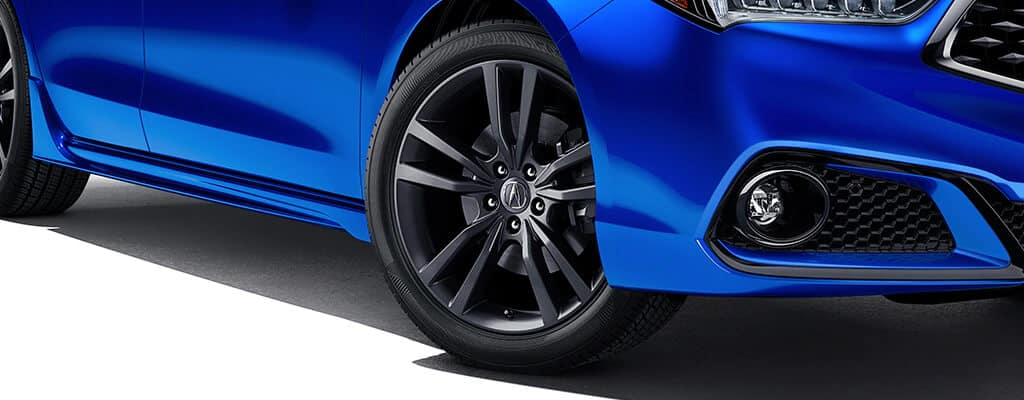 Used Acura TLX A-Spec Exterior Image