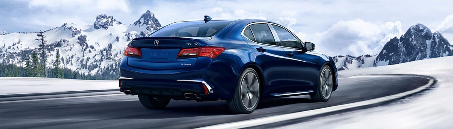 Used Acura TLX SH-AWD Image