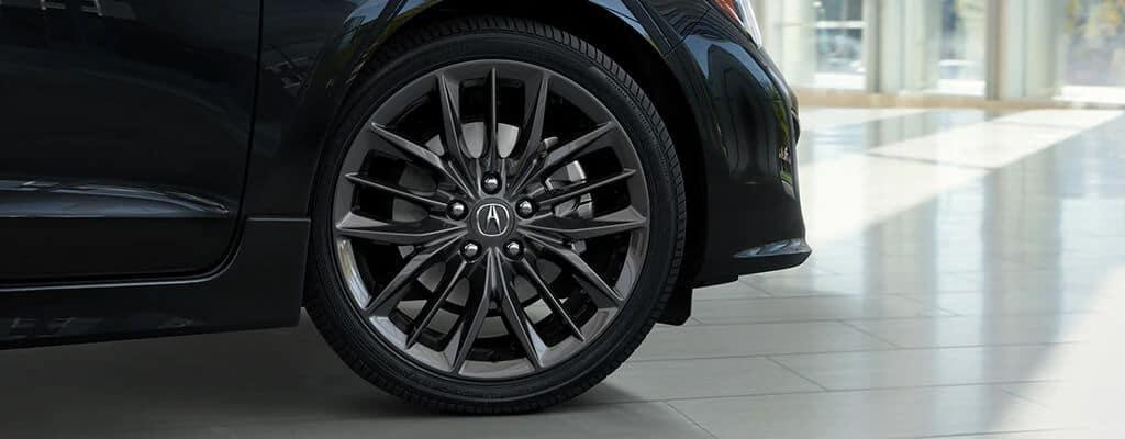 Used Acura ILX A-Spec Exterior Image