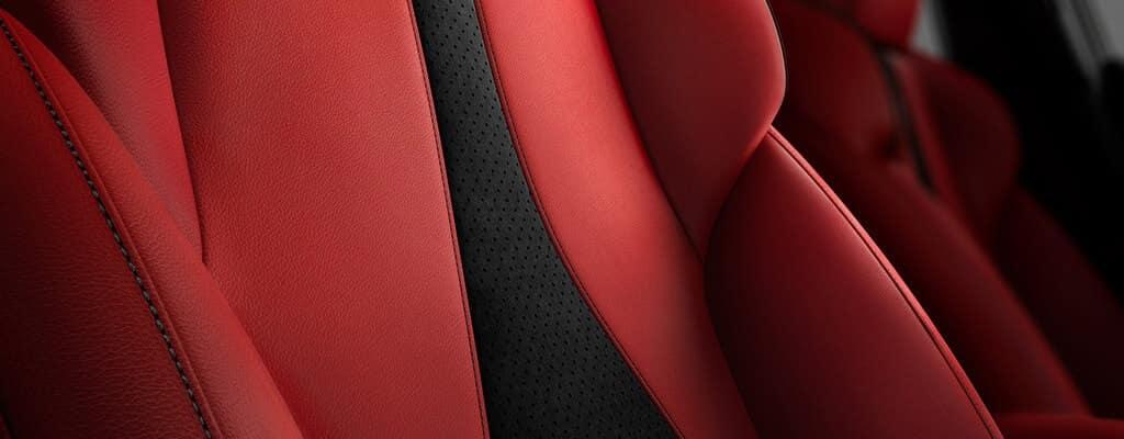 Used Acura ILX A-Spec Interior Image