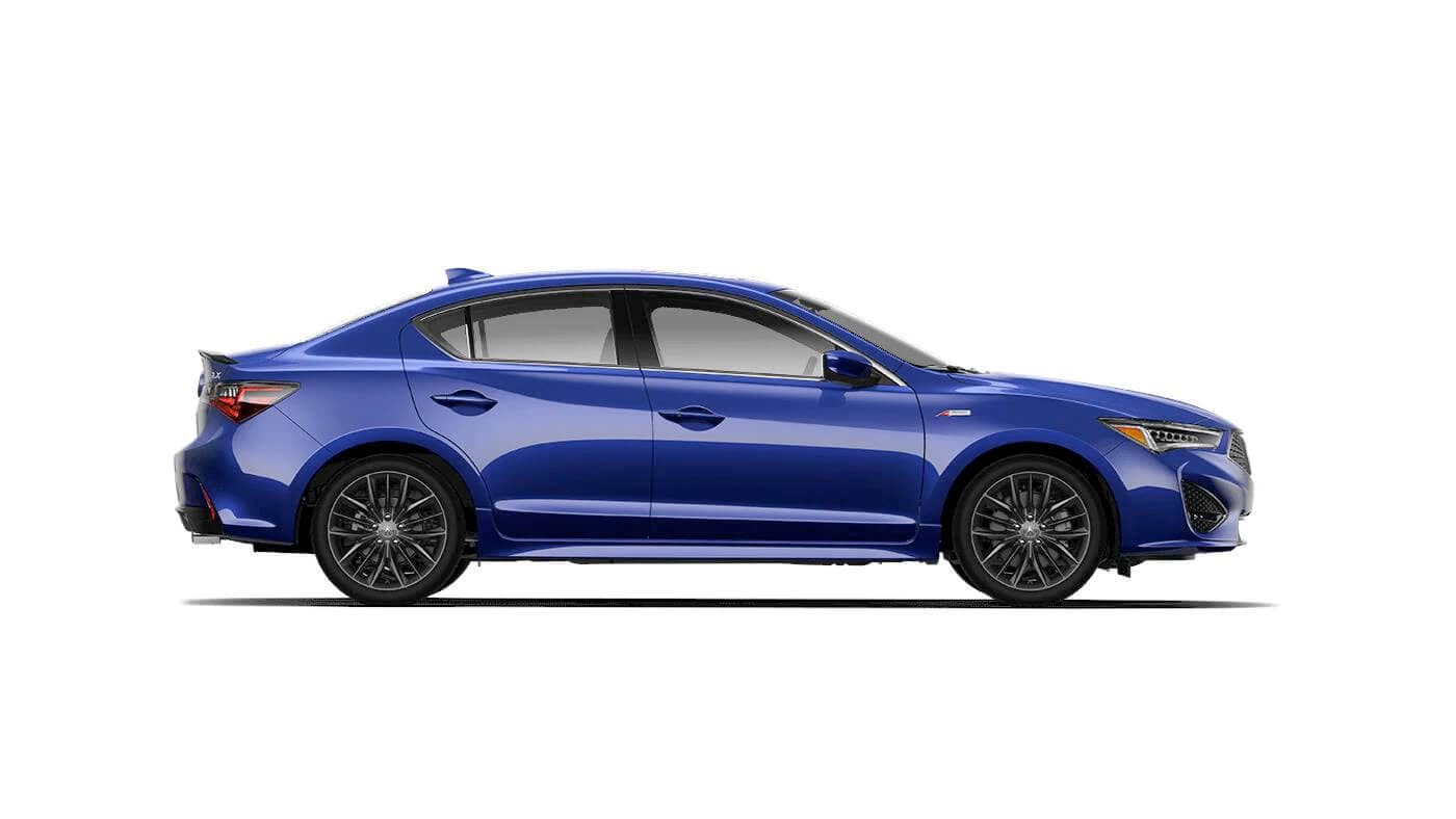2022 Acura ILX A-Spec with Technology Package Trim Level