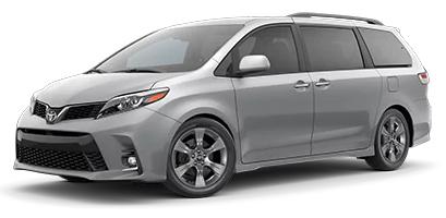 New 2020 Toyota Sienna LE 8-Passenger FWD