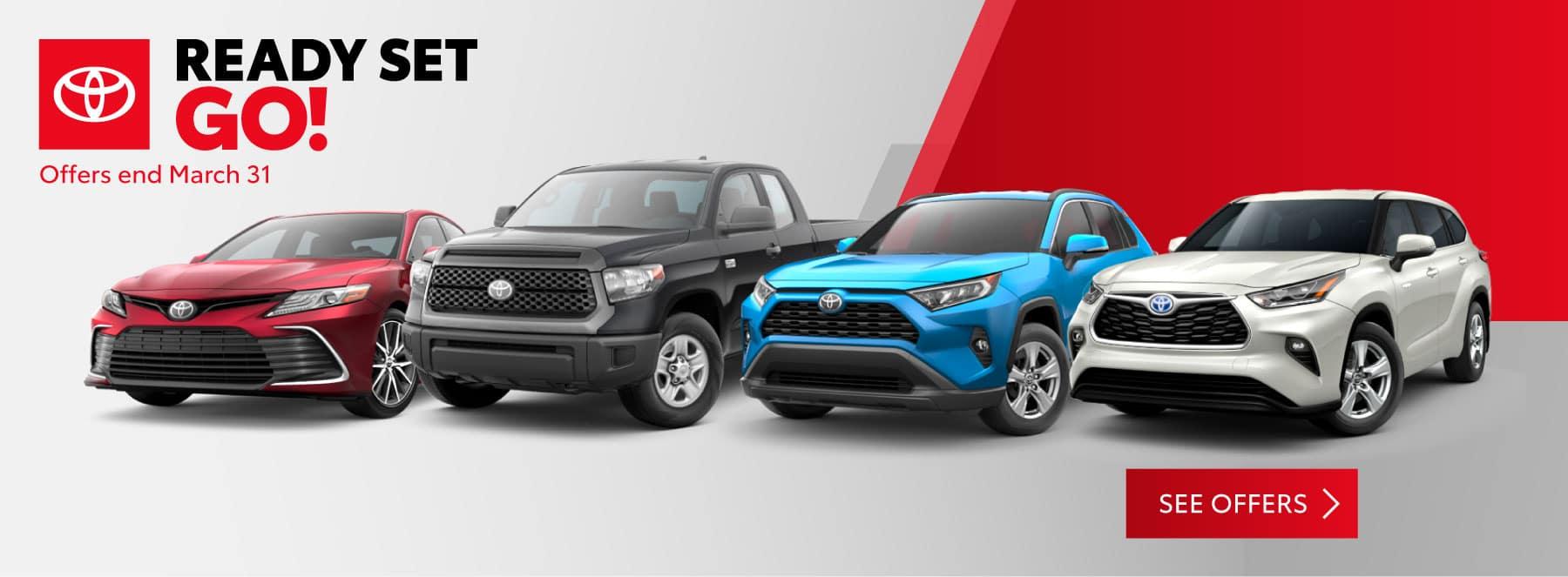 Toyota - Ready Set Go!