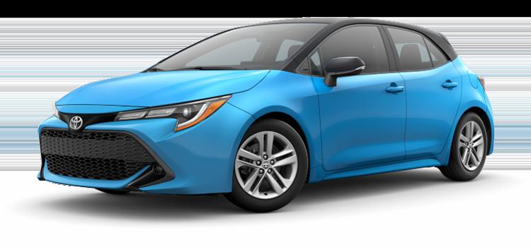2021 <b>Toyota Corolla Hatchback</b>