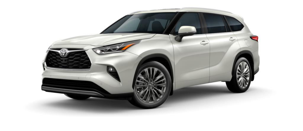 2021 <b>Toyota Highlander</b> <small>LE</small>