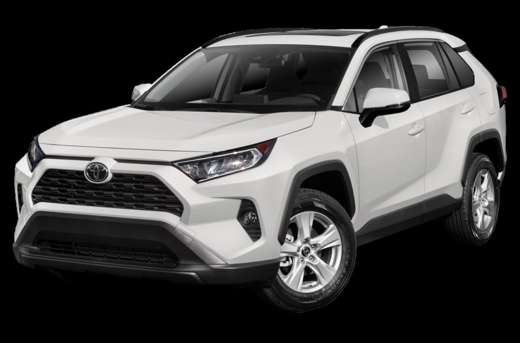 2021 <b>Toyota RAV4</b> <small>LE</small>
