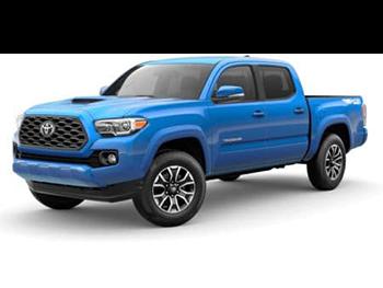 2021 <b>Toyota Tacoma</b>