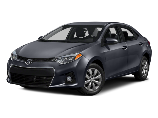 New 2016 Toyota Corolla L