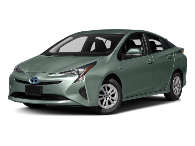 New 2017 Toyota Prius Two