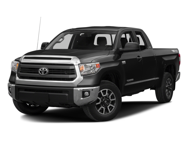 New 2017 Toyota Tundra SR5 Double Cab 5.7L V8 4WD