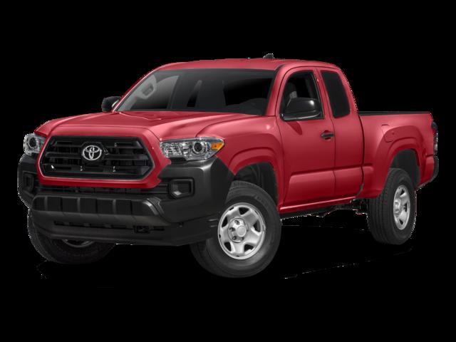 New 2016 Toyota Tacoma 4WD SR5 Access Cab V6