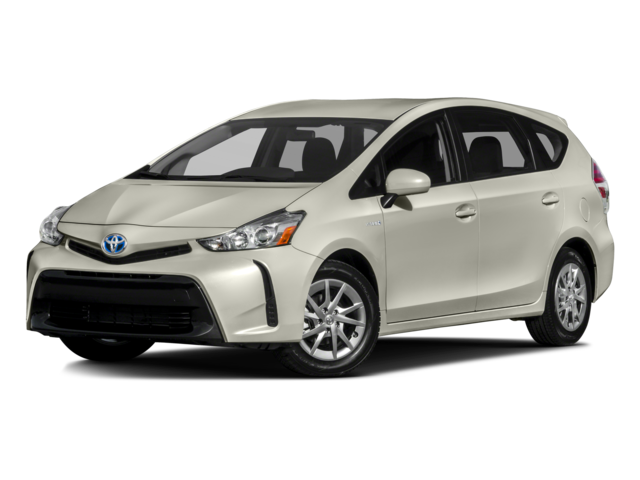 New 2016 Toyota Prius V Two