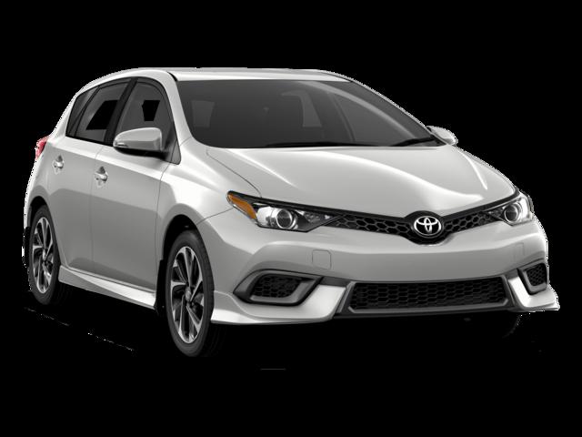 New 2017 Toyota Corolla iM