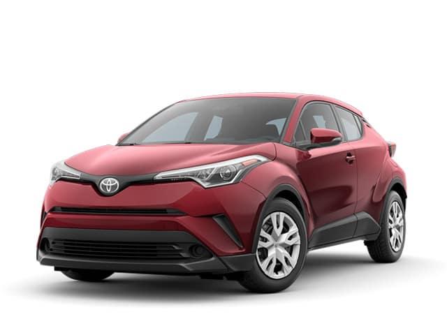 New 2019 Toyota C-HR XLE