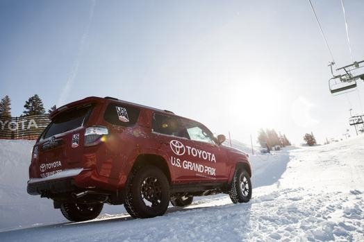 05d4b2d5efab Toyota will support some U.S. Ski   Snowboard top athletes in the Olympics  in PyeongChang. These include U.S. Snowboard Team s Chloe Kim and Hailey  Langland ...