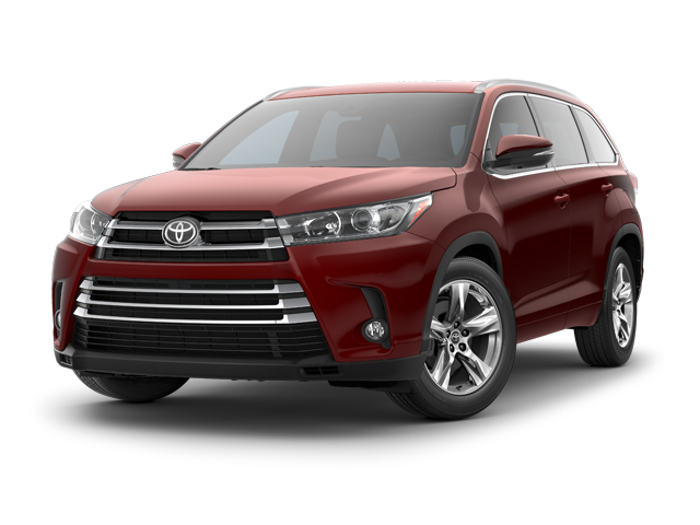 New 2018 Toyota Highlander LE V6 AWD