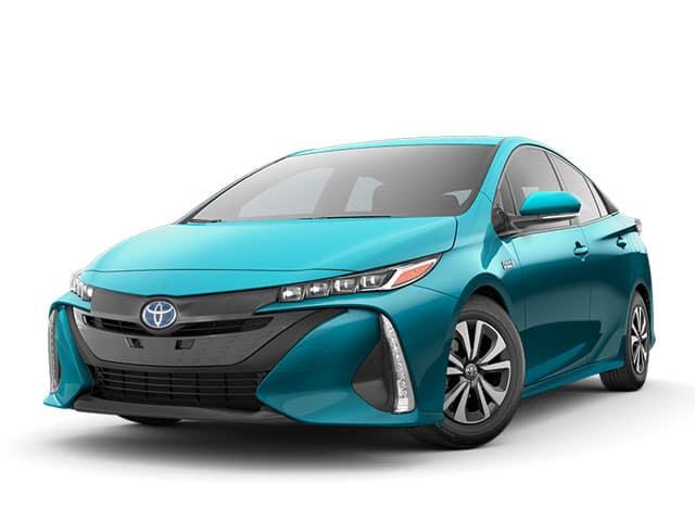 New 2018 Toyota Prius Prime Plus