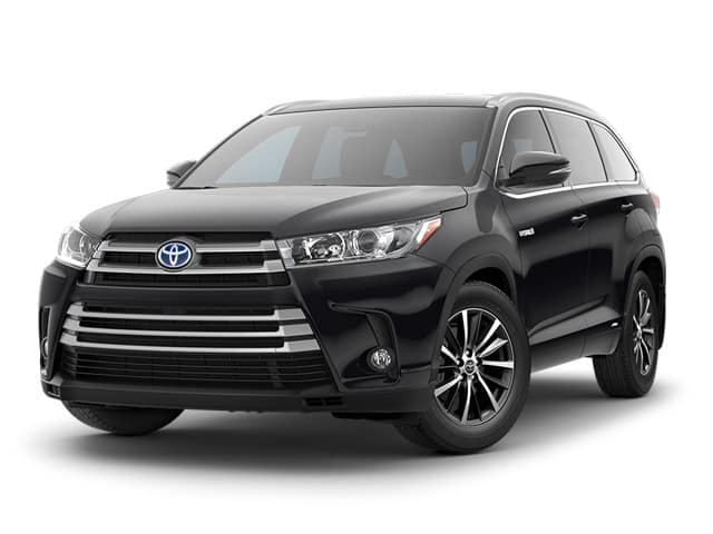 New 2018 Toyota Highlander Hybrid Limited AWD