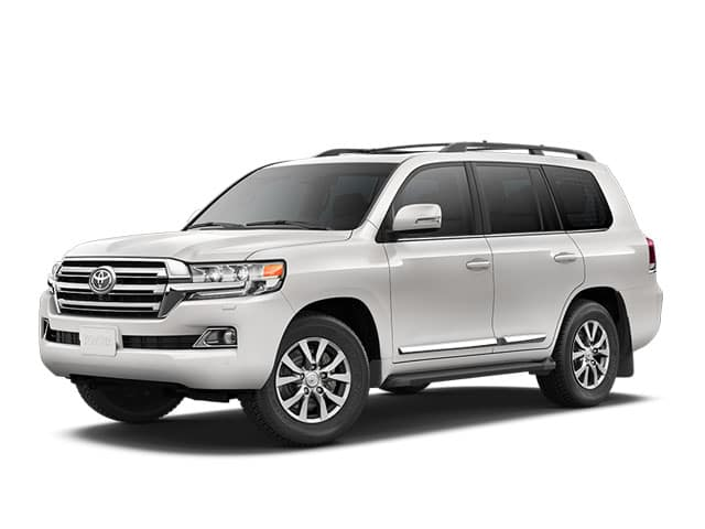 New 2018 Toyota Land Cruiser 4WD