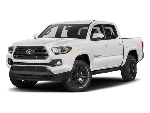 New 2019 Toyota Tacoma SR5 Double Cab 4WD