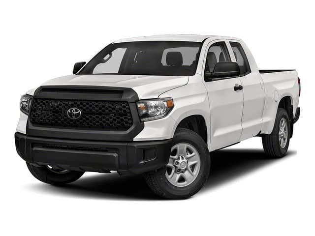 New 2019 Toyota Tundra SR5 Double Cab 4WD