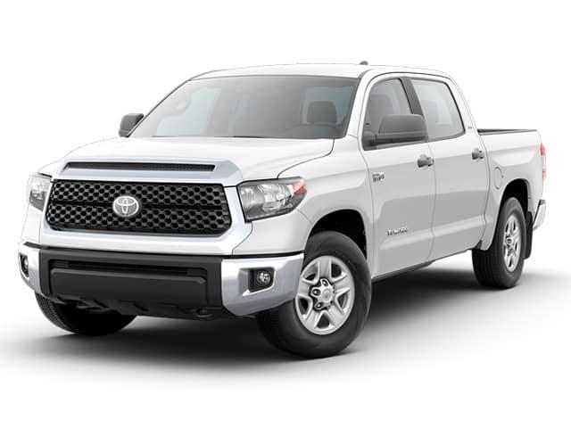 New 2020 Toyota Tundra SR5 Crew Max