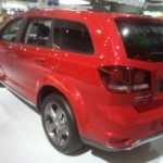 Red Dodge Journey | Westgte Chrysler Jeep Dodge Ram Indianapolis, IN