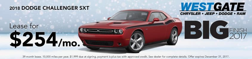 Challenger Lease Special