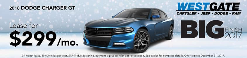 Charger Lease Special
