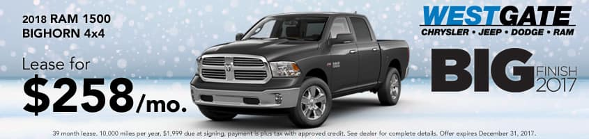 Ram Lease Special