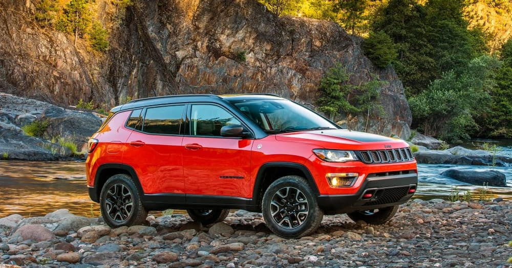 2018 Jeep Compass in Plainfield, IN