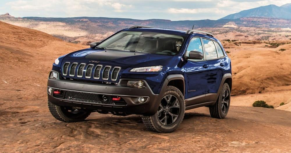 2018 Jeep Cherokee in Plainfield, IN