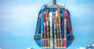 Ski lift IN