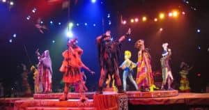Lion King Performance